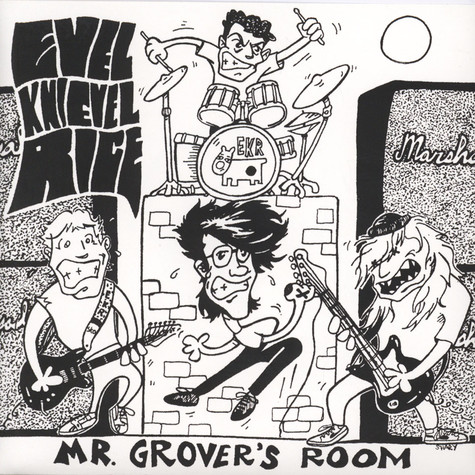 Evel Knieveel Rice - Mr. Grover's Room