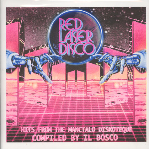 V.A. - Red Laser Disco (Compiled By Il Bosco)