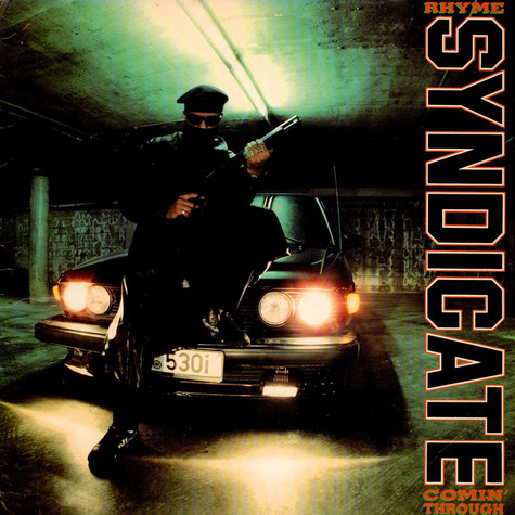 V.A. - Rhyme Syndicate Comin' Through