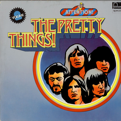 The Pretty Things - Attention! The Pretty Things! Vol. 2