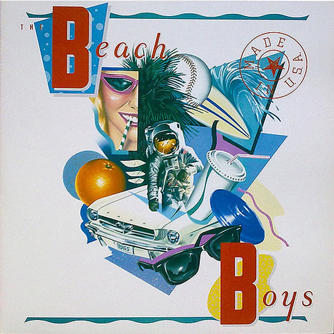 Beach Boys, The - Made In U.S.A.