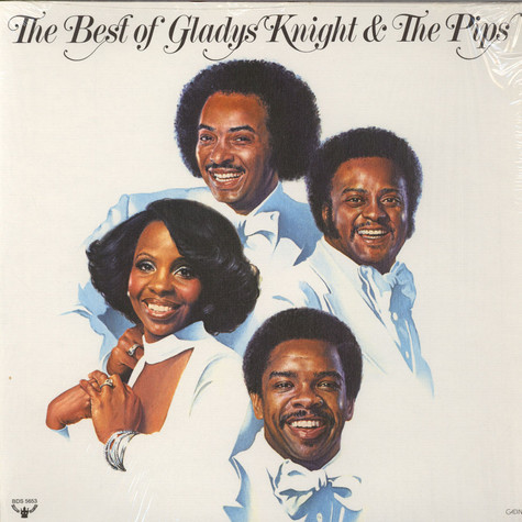 Gladys Knight And The Pips - The Best Of Gladys Knight And The Pips