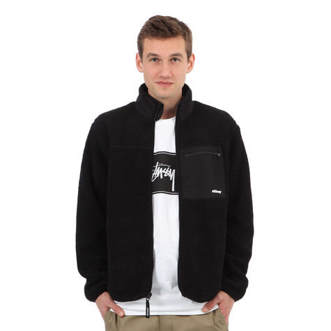 Stüssy - Berber Full Zip Jacket