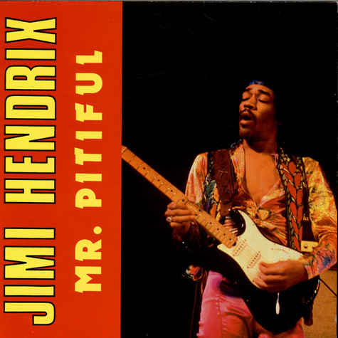Jimi Hendrix - Mr. Pitiful