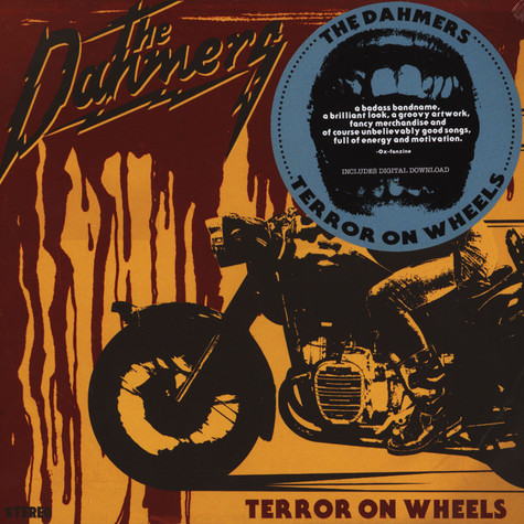 Dahmers, The - Terror On Wheels