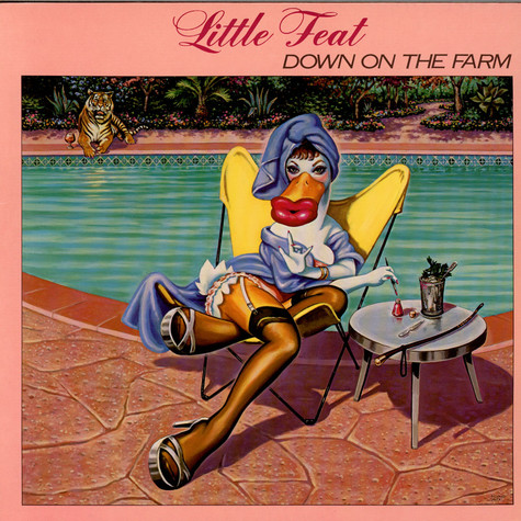 Little Feat - Down On The Farm