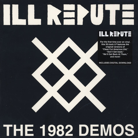 Ill Repute - The 1982 Demos