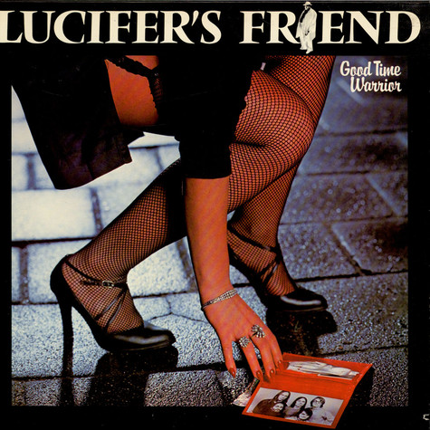 Lucifer's Friend - Good Time Warrior