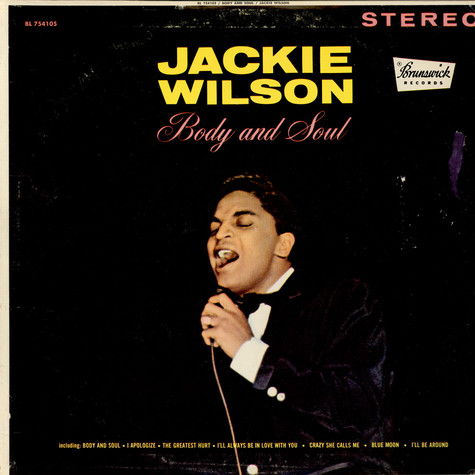 Jackie Wilson - Body And Soul