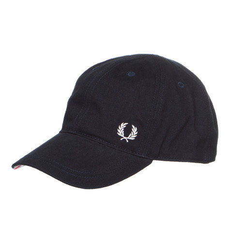 c011a348748be8 Fred Perry - Classic Strapback Cap (Navy / Gingham) | HHV