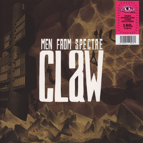 Men From Spectre - Claw