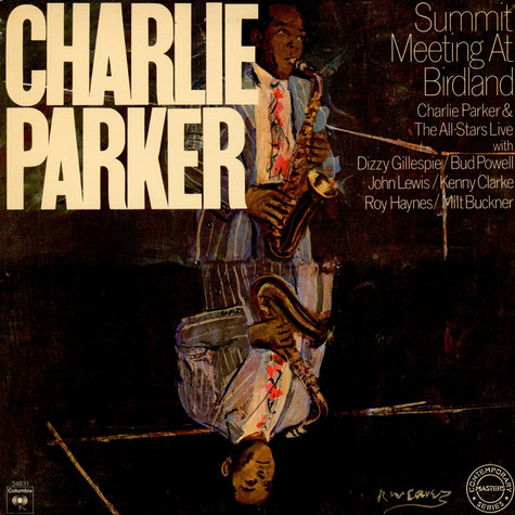 Charlie Parker - Summit Meeting At Birdland
