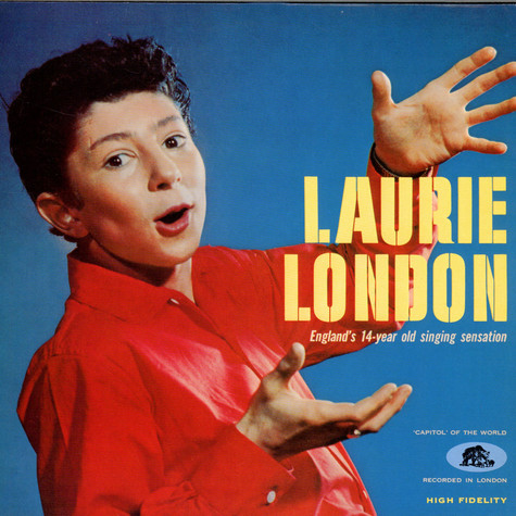 Laurie London - England's 14-Year Old Singing Sensation