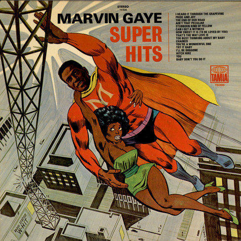 Marvin Gaye - Super Hits - Marvin Gaye