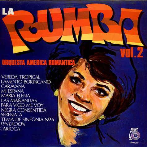 Orquesta America Romantica - La Rumba Vol. 2