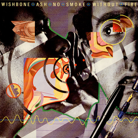 Wishbone Ash, - No Smoke Without Fire