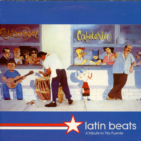 V.A. - Latin Beats - A Tribute To Tito Puente