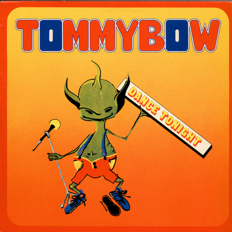 Tommy Bow - Dance Tonight