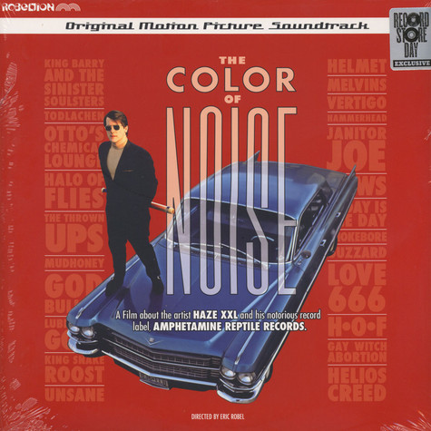V.A. - OST The Color Of Noise