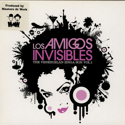 Los Amigos Invisibles - The Venezuelan Zinga Son Vol.1