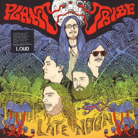 Plant Tribe - Late Noon Colored Vinyl Edition