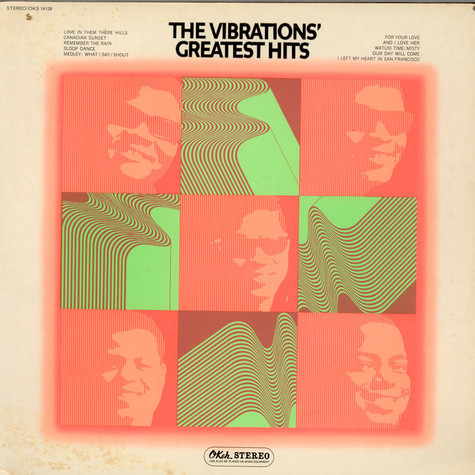 The Vibrations - Greatest Hits