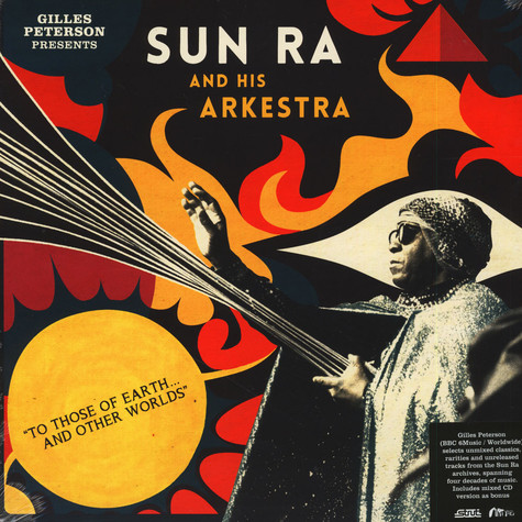 Sun Ra And His Arkestra - To Those Of Earth And Other Worlds