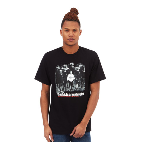 Stüssy - The Kids Are Alright T-Shirt