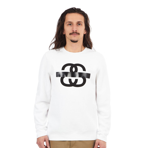 Stüssy - SS Taped Crewneck Sweater