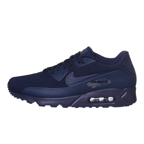 fabcd29724 Nike - Air Max 90 Ultra Moire (Midnight Navy / Midnight Navy / White ...