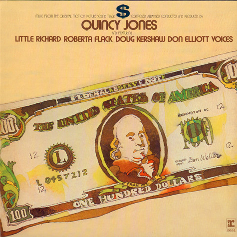 Quincy Jones - $ (Music From The Original Motion Picture Sound Track)