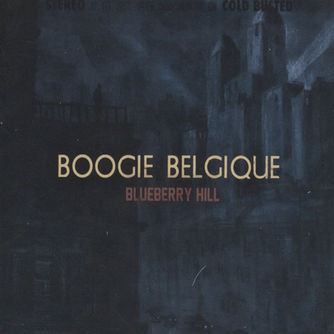 Boogie Belgique - Blueberry Hill