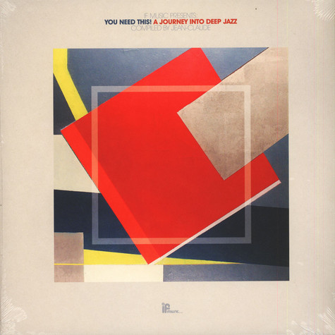 Jean-Claude of Almagamation Of Soundz - You Need This: A Journey Into Deep Jazz Volume 1