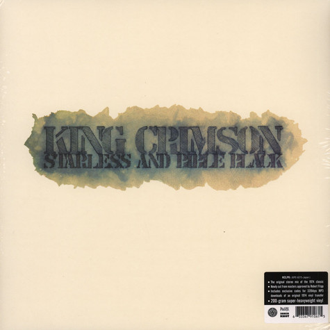 King Crimson - Starless & Bible Black