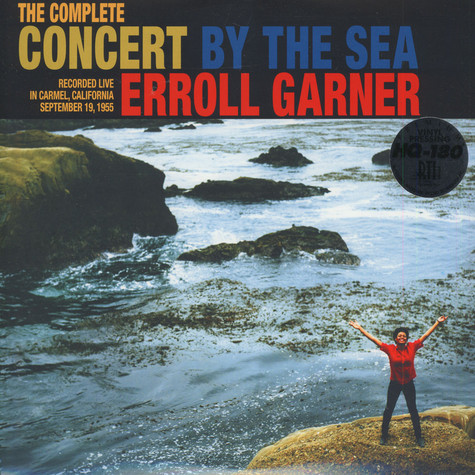 Erroll Garner - Complete Concert By The Sea