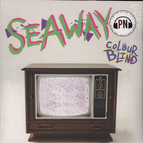 Seaway - Color Blind Colored Vinyl Edition