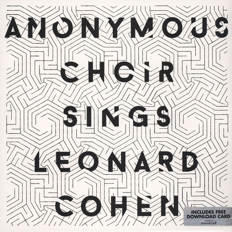 Anonymous Choir - Anonymous Choir Sings Leonard Cohen