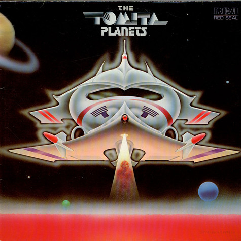 Gustav Holst • Tomita - The Planets