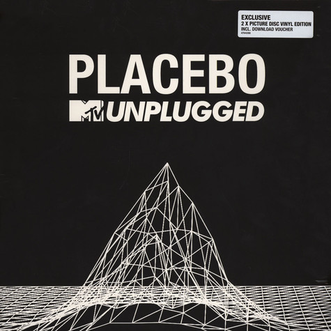 Placebo - MTV Unplugged Limited Picture Disc Edition