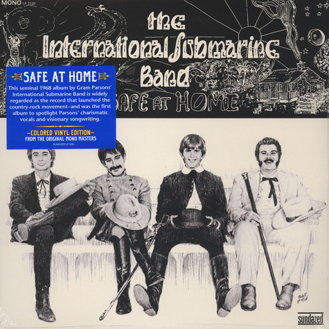 International Submarine Band, The - Safe At Home