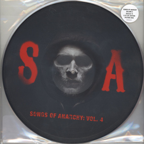 V.A. - OST Sons Of Anarchy: Songs Of Anarchy Volume 4 (Season 7)