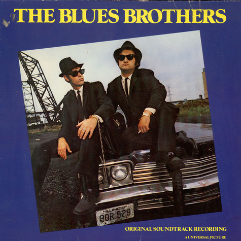 Blues Brothers. The - The Blues Brothers OST