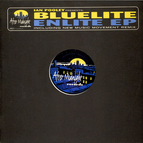 Bluelite - Enlite EP