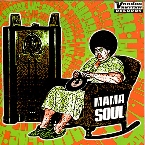 Super Supers, The - Mama Soul