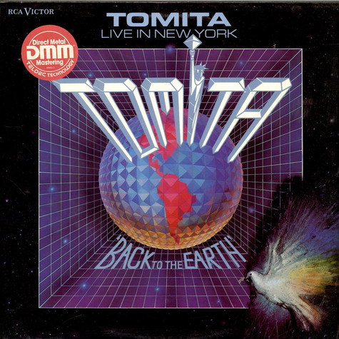 Tomita - Live In New York - Back To The Earth