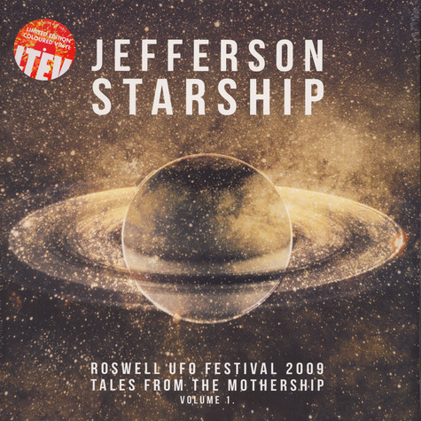 Jefferson Starship - Tales From The Mothership Volume 1
