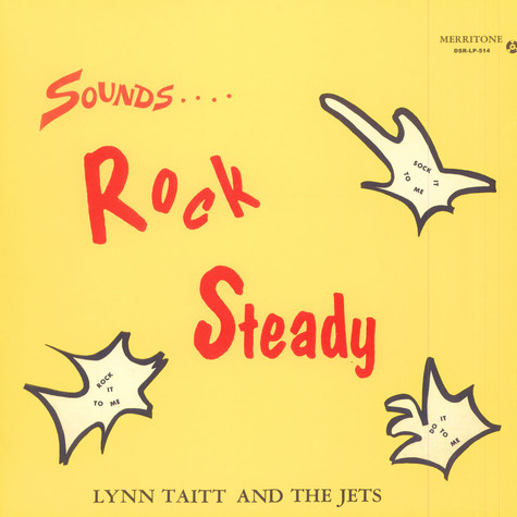 Lynn Taitt - Sounds ... Rock Steady