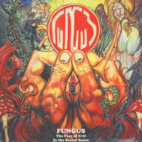 Fungus - The Face Of Evil