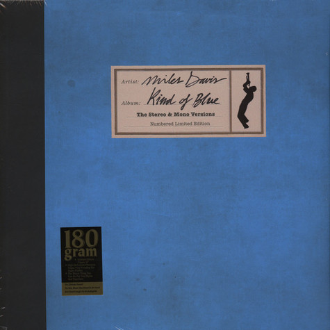 Miles Davis - Kind Of Blue - The Stereo & Mono Versions