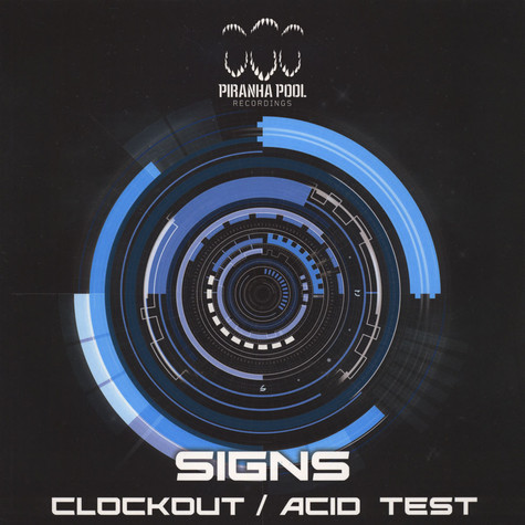 Signs - Clockout / Acid Test